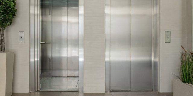 Controllo ascensore